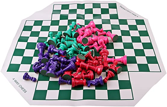 D DOLITY Tablero De Ajedrez Flexible Plegable Chessman Juego De Juguetes Portátiles Para Niños: Amazon.es: Juguetes y juegos