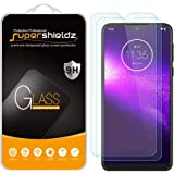 (2 Pack) Supershieldz for Motorola (One Macro) Tempered Glass Screen Protector, Anti Scratch, Bubble Free