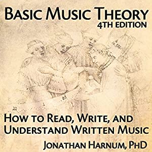 Basic Music Theory, 4th Edition Audiobook