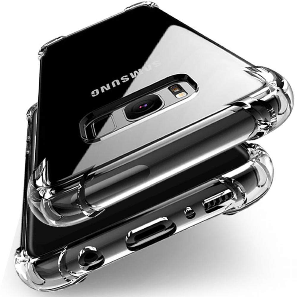 Amazon.com: Anti-Knock Silicon Case for Samsung Galaxy S8 ...