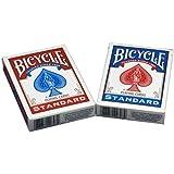 [バイシクル]Bicycle Poker Size Standard Index Playing Cards [並行輸入品]