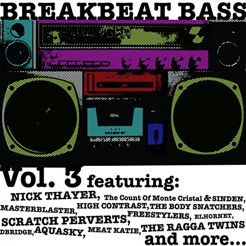 Breakbeat Bass - Breakbeat Bass, Vol. 3