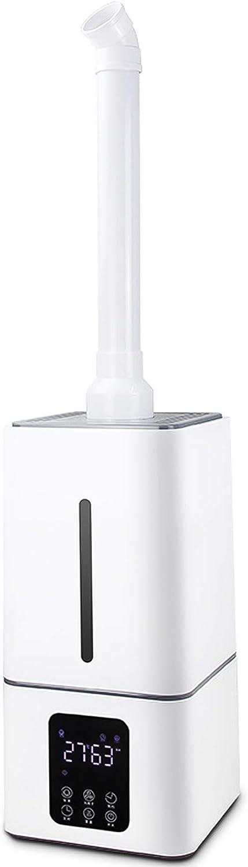 Humidificador Humidificadores Altos silenciosos para el hogar, Tipo de Mejora Inteligente 1500 ml/h, para supermercados comerciales industriales, conservación de Vegetales, purificador de Aire
