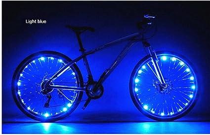 Waterproof Bike Cycling Bike Accessories LED Spoke Wheel Lights Bicycle Lamp