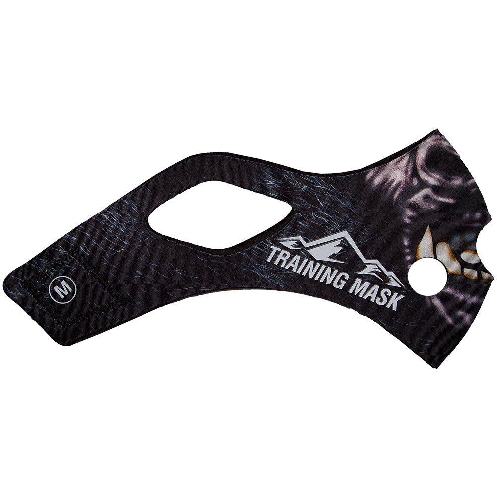 élévation Formation Masque 5, 1cm Primate uniquement à manches–Petit Elevation Training Mask