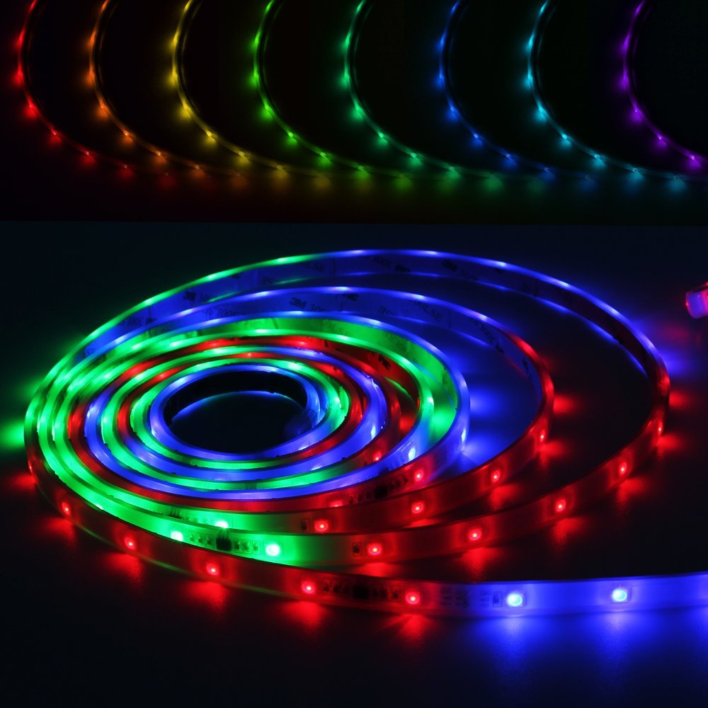 How To Make Your Own Water Light Graffiti At Home With Leds And Pcbs