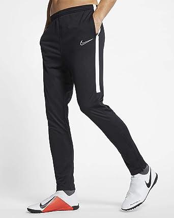 firma ángel manejo  Amazon.com: Nike Dri-Fit Academy Soccer Pants Youth Large Black/White:  Clothing