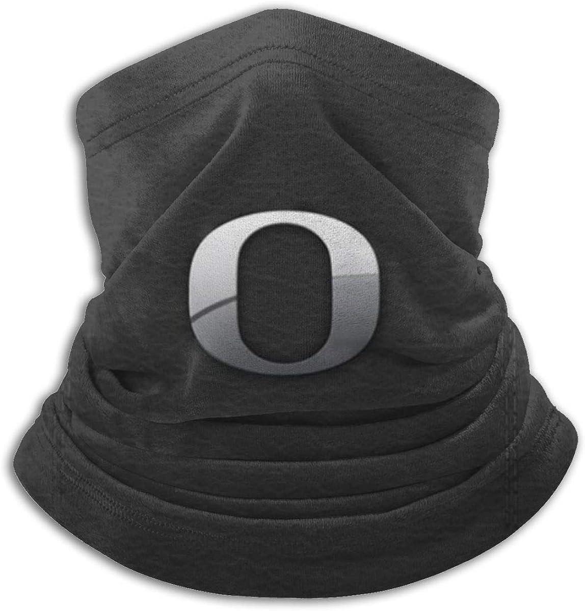 Oregon Ducks Neck Gaiter Masks Breathable Ski face Nose Covers for Men Women