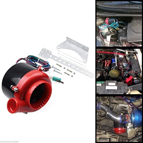 Amazon.com: new Car Fake Dump Electronic Turbo Blow Off Hooter Valve Analog Simulator Sound BOV: Automotive