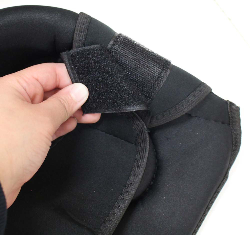 Stalwart 75-1086 Hawk Heavy Duty Professional Style Knee Pads, One Pair by Stalwart (Image #2)