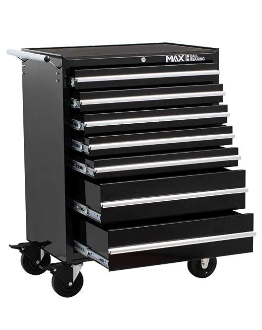 Hilka PMT111 Professional 7 Drawer Rollaway Cabinet: Amazon.co.uk ...