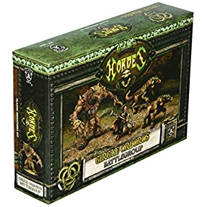 Privateer Press – Hordes – Circle Orboros: Battlegroup Model Kit