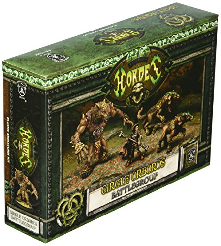 Privateer Press Hordes – Circle Orboros: Battlegroup Model Kit