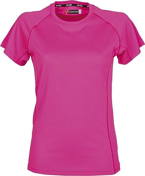 S.B.J – Sport País Función Unidad Camisa/Camiseta/Performance – Camiseta para Hombre, Mujer o Niño, Diferentes Colores a Elegir, Color Fucsia, Tamaño XX-Large: Amazon.es: Deportes y aire libre
