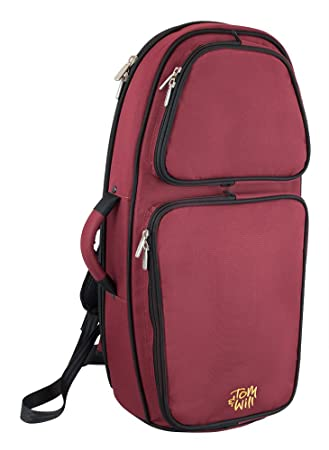 Tenorhorn Tasche Bag Gigbag Soundline  TASCHE BAG für ovale Form Made in der EU