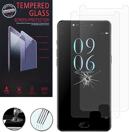shopinsm tipo® Protector de pantalla para Elephone P8 (2017) 5.5 ...