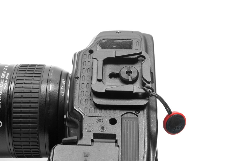 Peak Design Dual Plate v2 for Capture Camera Clip Arca-Swiss and Manfrotto RC2 compatible.