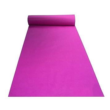 LWZ-Tapis Tapis de mariage jetable violet clair Ouverture extérieure ...