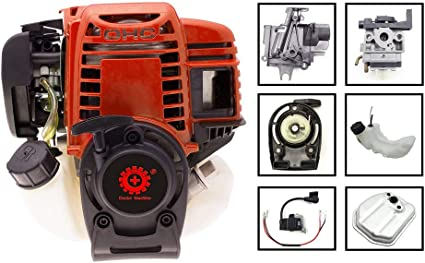 Doctor Machine Dm0010 - Motor Profesional de 4 Tiempos - Horno ...