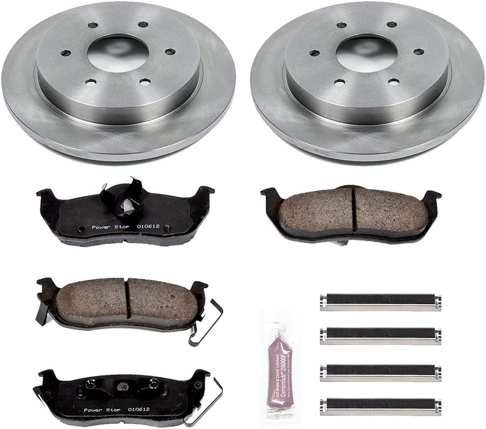 Autospecialty 1-Click OE Replacement Brake Kit KOE2805