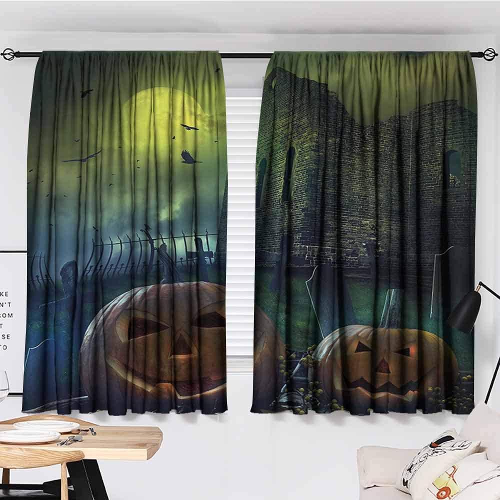 Amazon.com: Alisoso - Cortinas para ventanas, diseño de ...