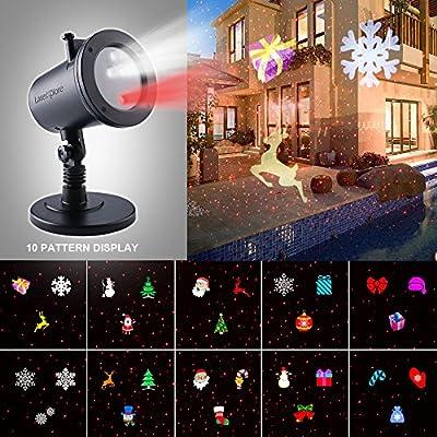 LaserXplore 7 Lighting Modes lights