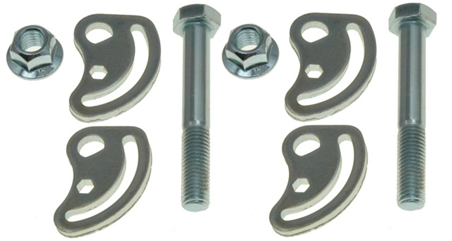 ACDelco 45K5012 Professional Front Caster/Camber Bolt Kit with Hardware