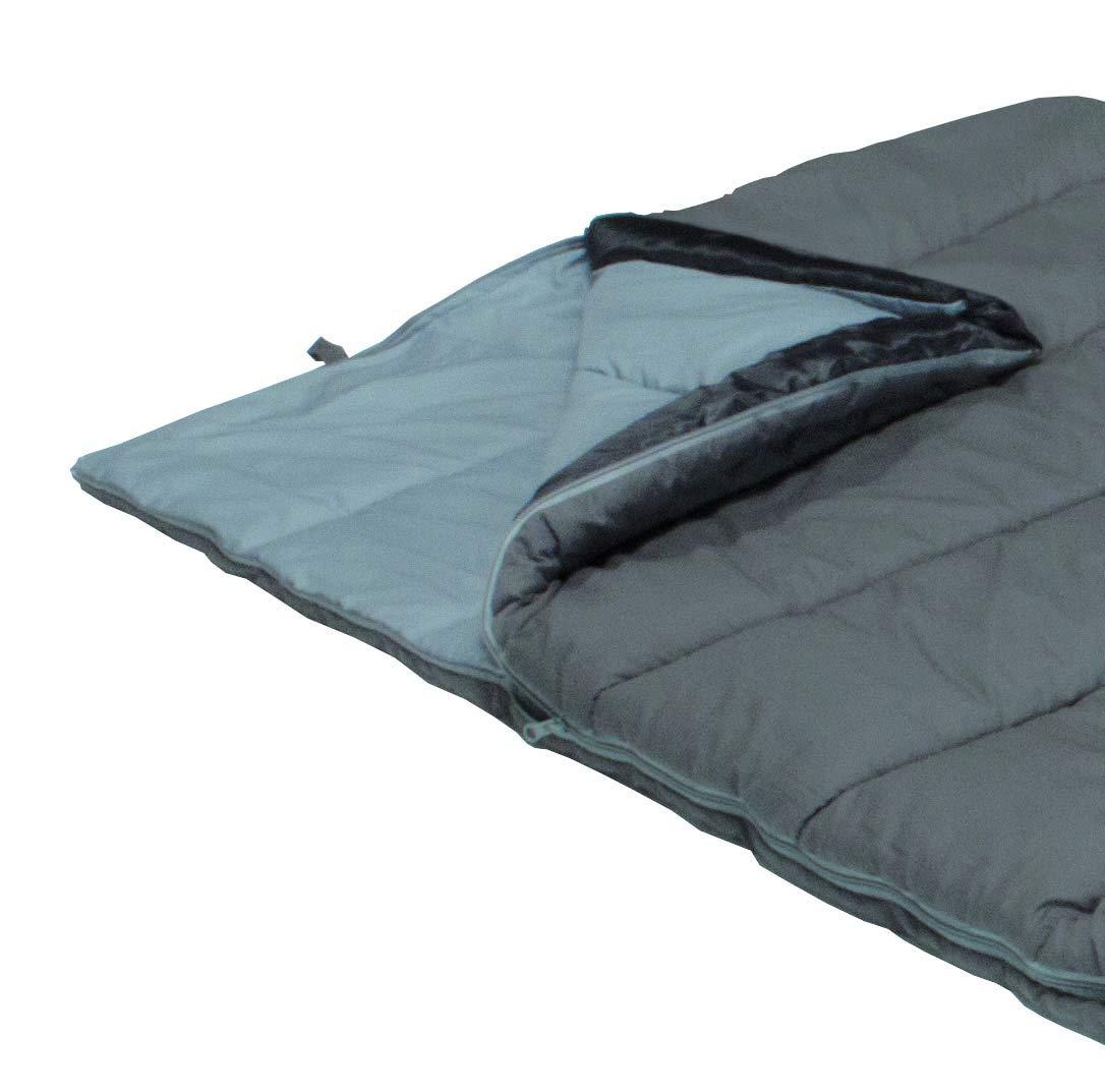 High Peak Tay 8 Saco de Dormir, Unisex Adulto, Gris: Amazon.es: Deportes y aire libre