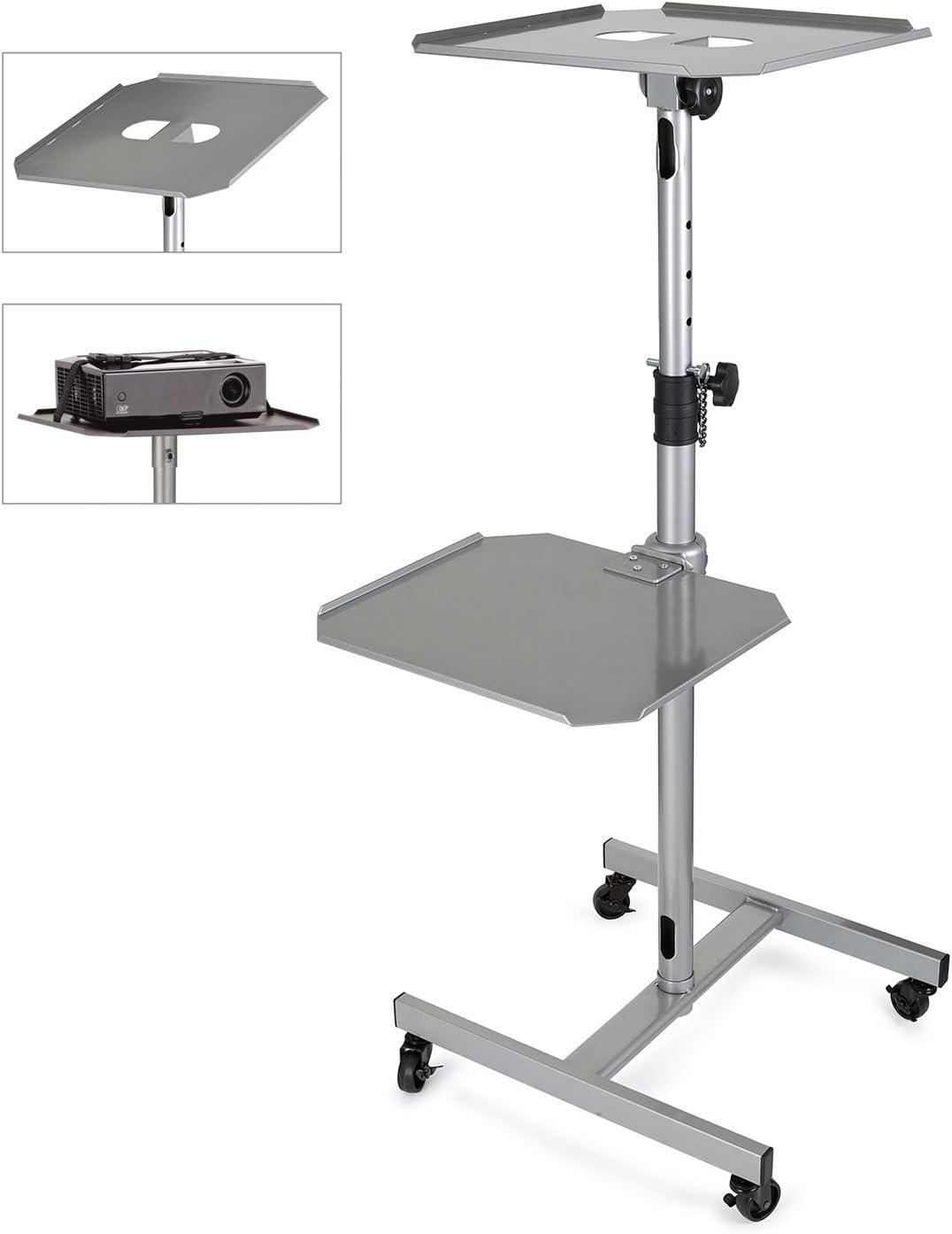 Fonestar - Soporte proyector de pie sps-402p: Amazon.es: Oficina y ...