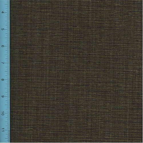 Woven Diesel Gray Gold Home Decorating Fabric, Fabric by The Yard