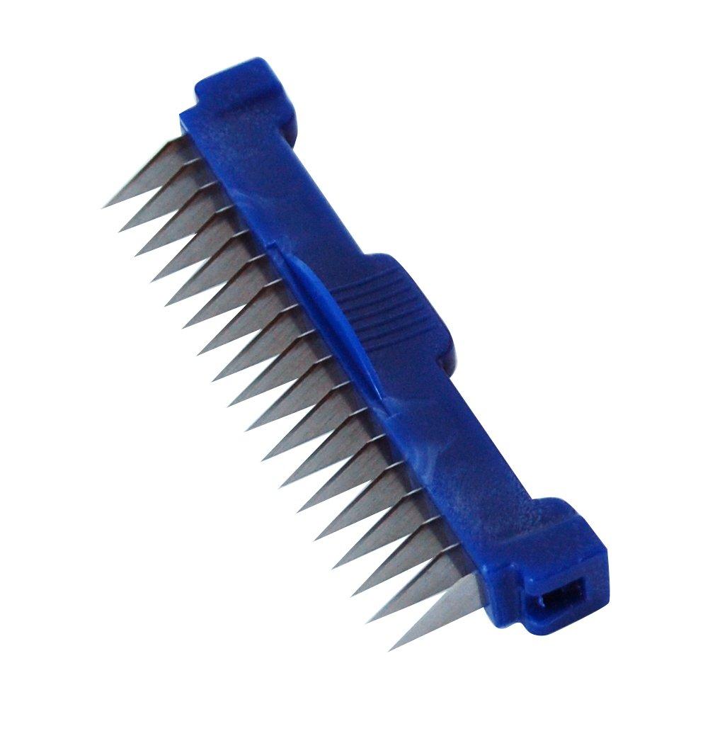 De Buyer Blade/Cutting Comb for Vegetable Slicer Mandoline Ultra, Dark blue 2012.95