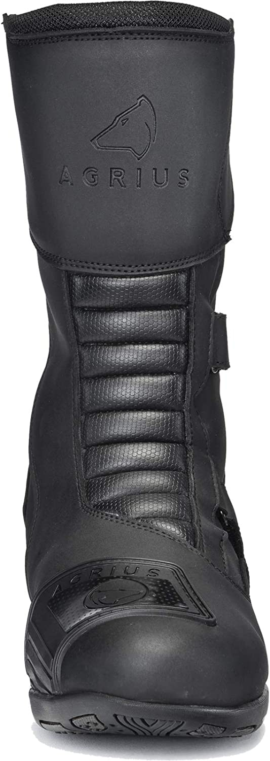 Agrius Shadow WP Touring Motorcycle Boots