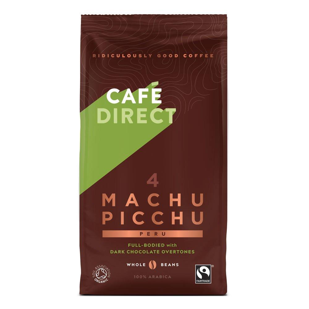 Cafédirect Machu Picchu Review