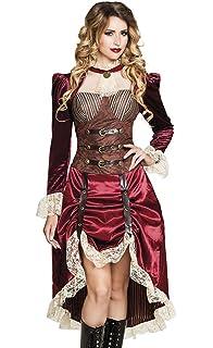 boland 83648 erwachsenen kostum lady steampunk womens 40 42