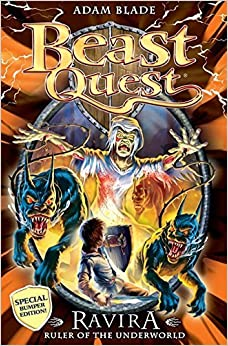 Beast Quest: Special 7: Ravira Ruler of the Underworld by Adam Blade (2014-10-01)