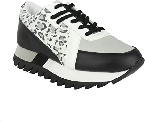Rated Geri Mixed Media Fashion Sneaker