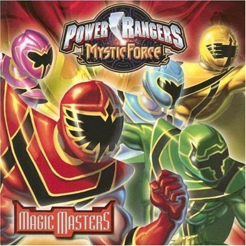 Magic Masters (Power Rangers Mystic Force)