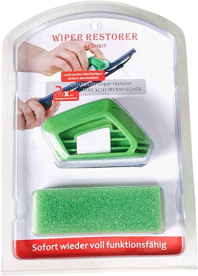 CUEYU R/énovateur de balai d/'essuie-glace pour voiture accessoire automobile pour couper et r/éparer rapidement les essuie-glaces de voiture,de qualit/é sup/érieure