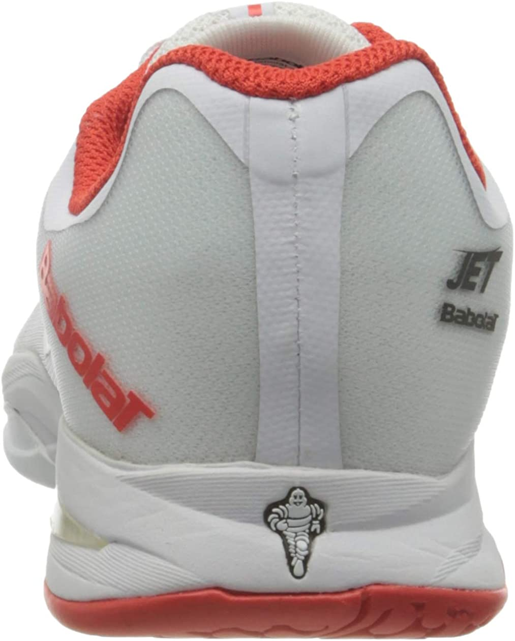 Babolat Juniors` Jet All Court Tennis Shoes White 2