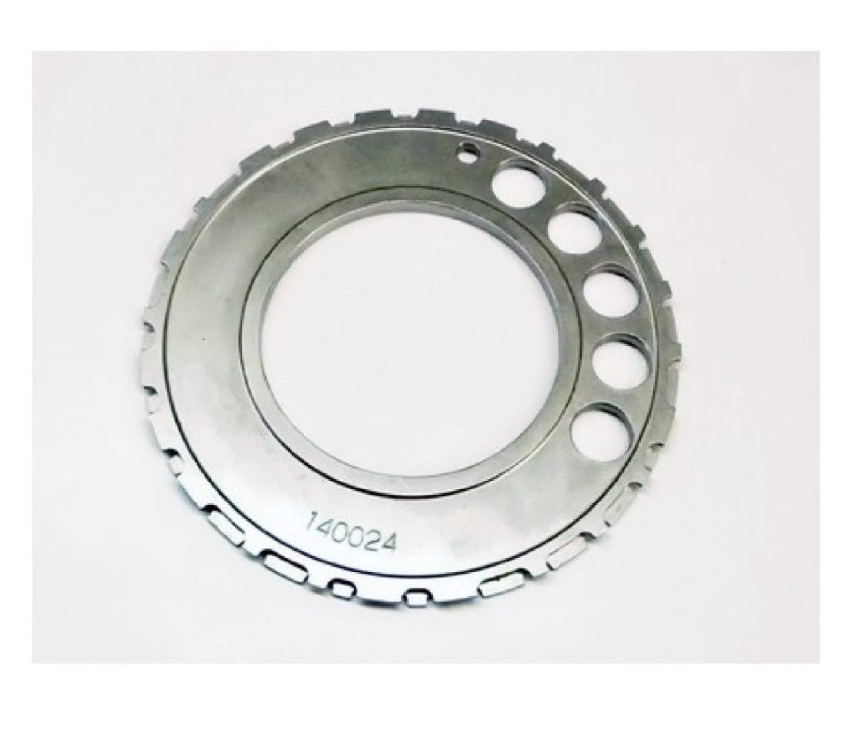 24X Solid Billet Crankshaft Reluctor Wheel 12559353 Fits 5.3 5.7 6.0 LS1 LS2 LS6 L33 LM7