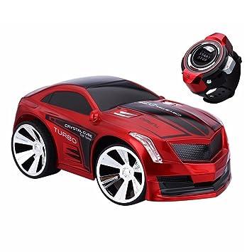 PowerLead Activadas por voz RC Car creativo inteligentes de control de voz Vehículos RC Resistencia al