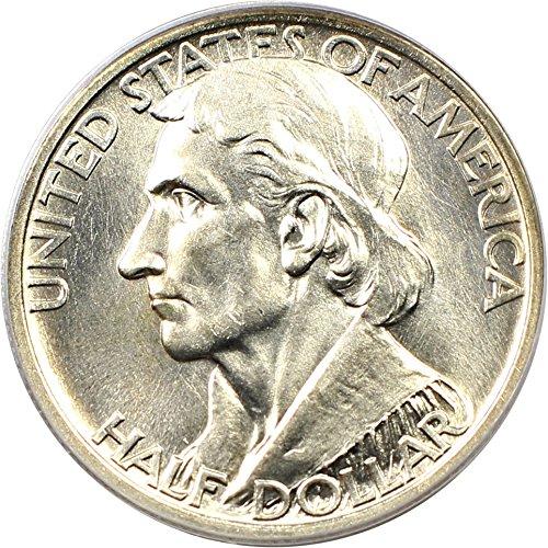 1937 P Silver Commems (1892-1954) Boone Half Dollar MS66 PCGS