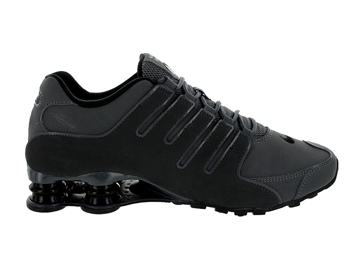 sale retailer 9ed32 6d42b Amazon.com   NIKE Mens Shox NZ Running Shoes   Running