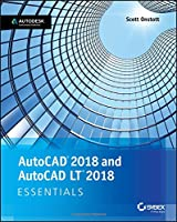 AutoCAD 2018 and AutoCAD LT 2018 Essentials Front Cover