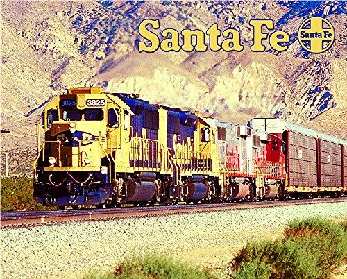 Santa Fe GP50 8