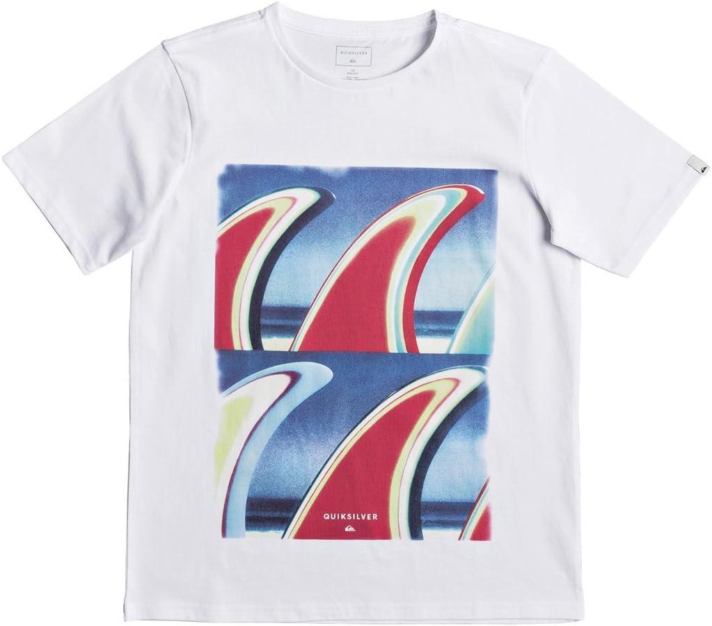 Quiksilver Fin Fanatic T-Shirt Gar/çon