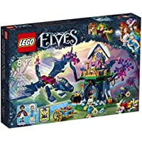 LEGO Elfos Rosalyn de curación Hideout 41187Building Kit (460pieza)