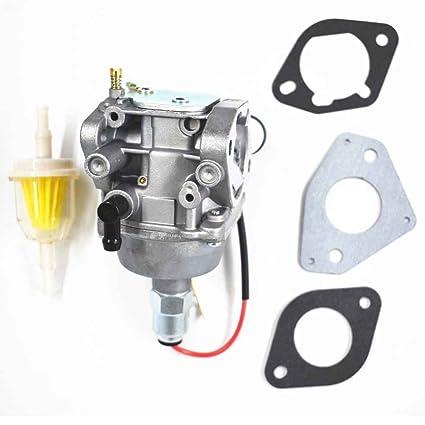 EgalBest Carburetor Carb for Kohler Engine 32 853 12-S 3285312S 32 853 08-S  3285308S Engine Accessories