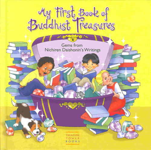 My First Book of Buddhist Treasures