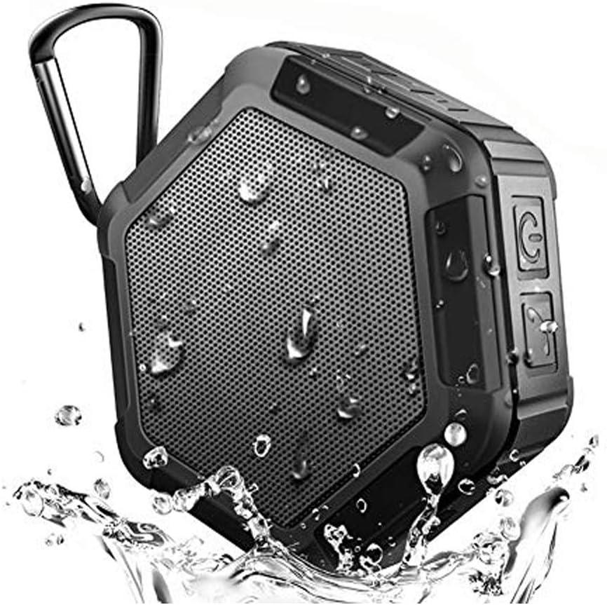 KEROLFFU Outdoor Waterproof Bluetooth Speaker